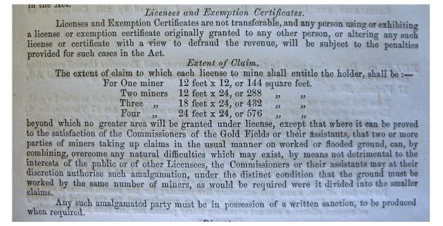 Details about 1854 AUSTRALIAN GOLD RUSH - VICTORIA